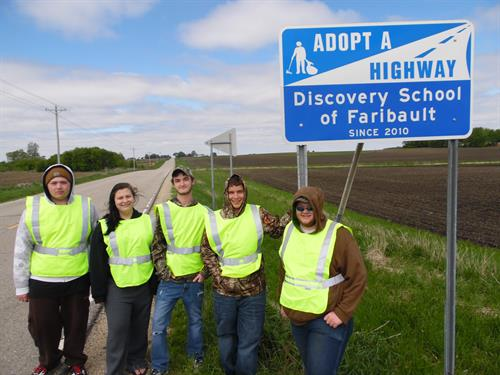 Adopt-A-Highway Program