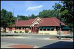 Depot Bar and Grill