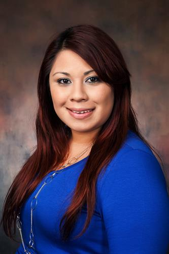 Diana Garcia / Agent and Receptionist