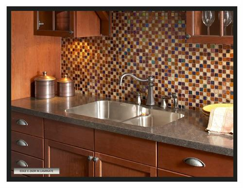 Sinks, Counters and Backsplash