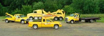 Glenn's Towing and Service