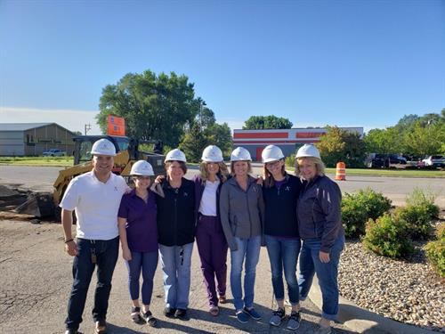 Construction Begins On The Faribault Branch!