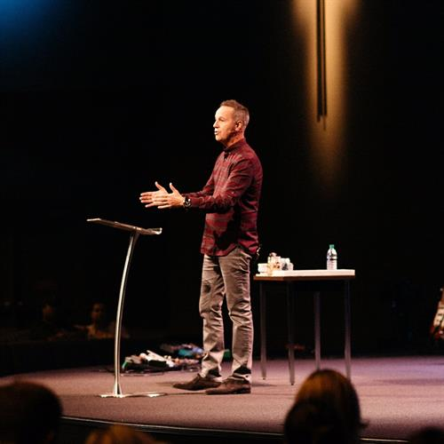 Lead Pastor Rob Ketterling