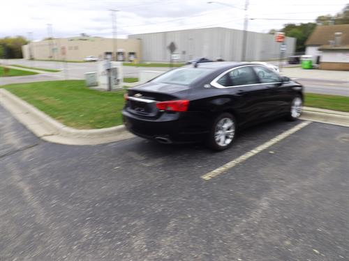 Impala after