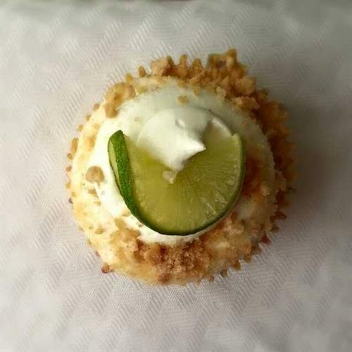 Keylime cupcake - a cummer favorite