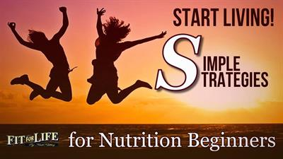 Simple Strategies - Online Nutrition Coaching