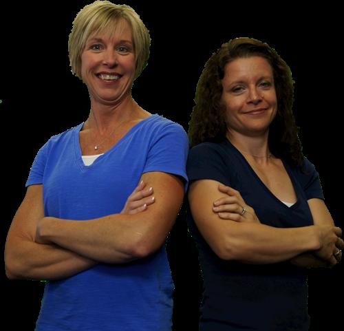 Co-founders of Simple Strategies:  Sheila Rolling & Heather Teigen