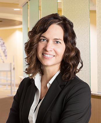 Orthopedic specialist Deb McGuire Lang, PA-C