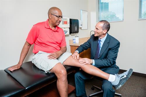 Expert orthopedic care, close to home