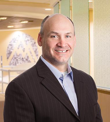 Orthoedic specialist Paul Meyer, OPA