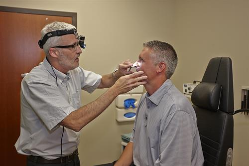 Dr. Gerard O'Halloran, practicing in Faribault since 2004