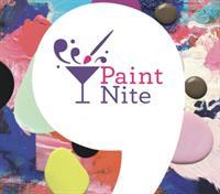 Tropical Paint Party at Corks & Pints