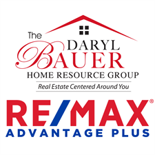 Daryl Bauer Home Resource Group RE/MAX Advantage Plus