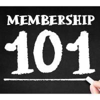 2021 - Membership 101 - June