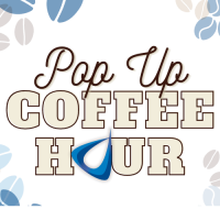 2021 - Pop Up Coffee Hour - September - Chamber Lot