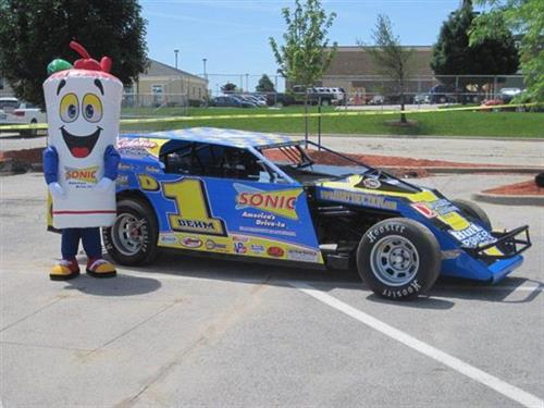 Chime and Lance Dehm Motorsports