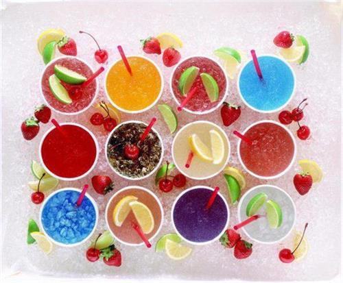 Drinks and Slushes