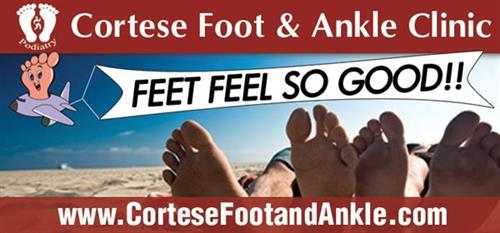 Feet Feel So Good!