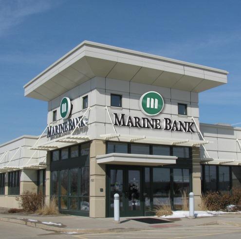 Marine Bank Fort Jesse Branch