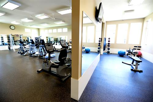 24 Hour All Equipped Fitness Center