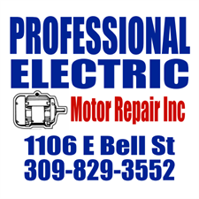 Professional Electric Motor Repair Inc.