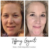 Rodan + Fields Independent Consultant, Tiffany Giganti