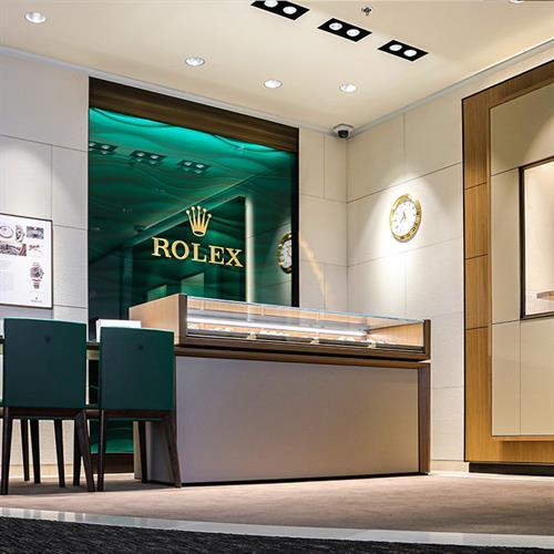 Official Rolex Jeweler