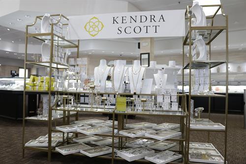 Selection of Kendra Scott Jewelry