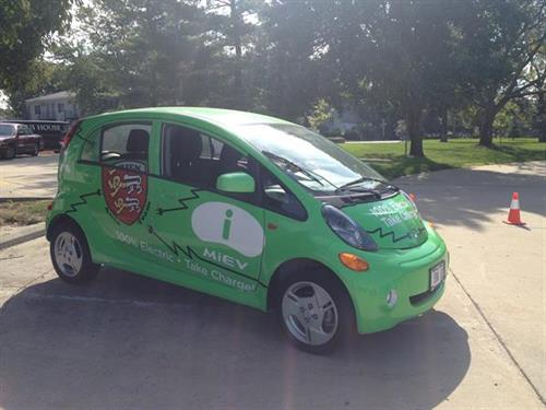 Our famous O'Brien i-MiEV
