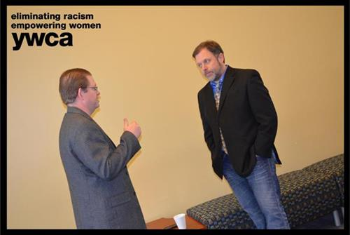 2012 Racial Justice Summit with Keynote Tim Wise