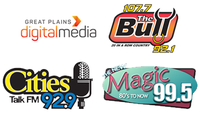 Great Plains Media, Inc. - The New Magic 99.5 - 107.7 and 92.1 The Bull - Cities