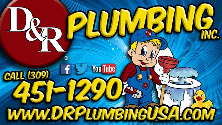 D&R Plumbing, Heating & Air, Inc.