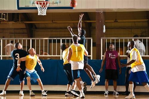 Basketball Gym Bloomington IL