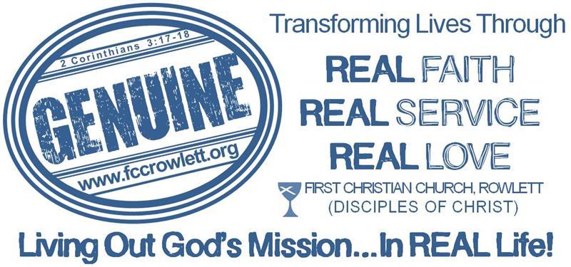 First Christian Church Rowlett Churches Rowlett Chamber Of