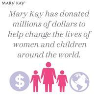 Mary Kay - Ambassador for Chamber - Sandra Colvin