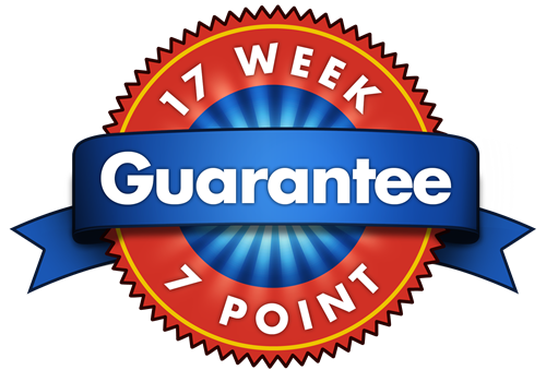 Ask About Our Guarantee