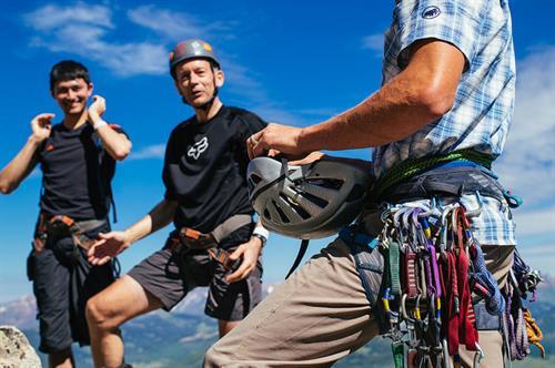 Summer Guides Ridge