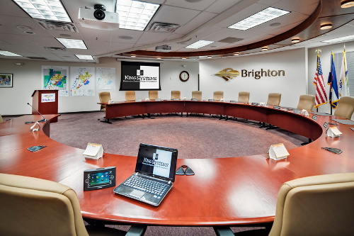 King Systems - Brighton City Hall #3 - Council Chambers 2