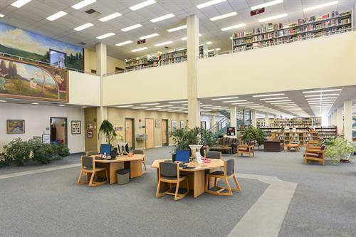 Savage Library