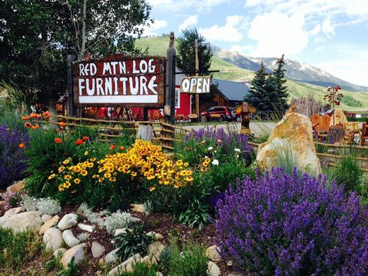 Red Mountain Log Furniture