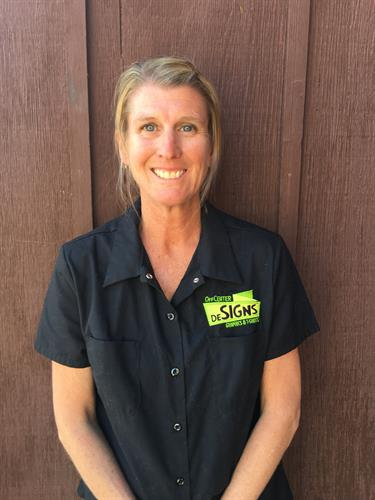 Kirsten Dickey, owner - very nice to work with
