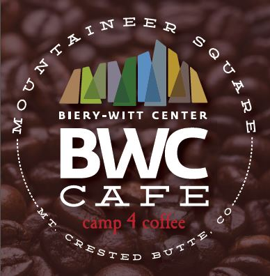 BWC Cafe Trail Map Logo