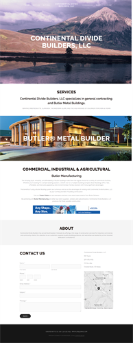 Website Design for Colorado Based Businesses