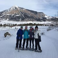 Snowshoe Day Retreat