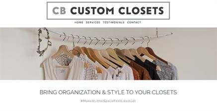 CB Custom Closets
