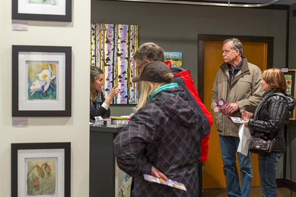 Artists of Crested Butte