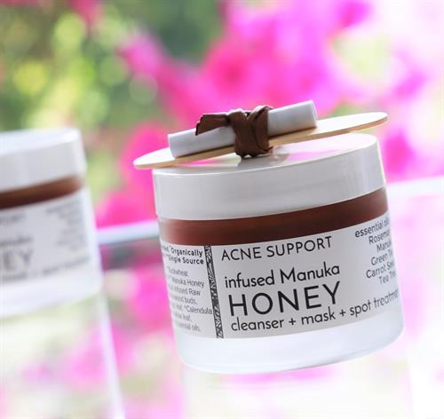 Infused Manuka Honey Cleanser
