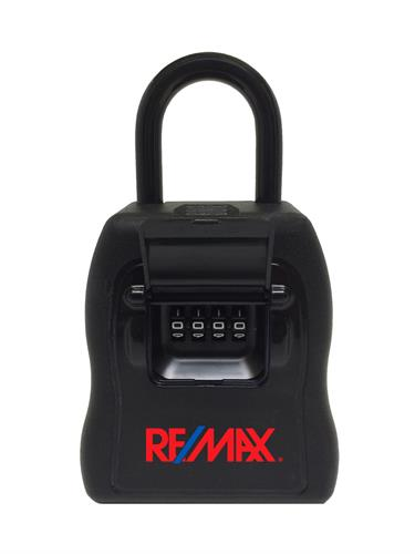 Company branded lock box