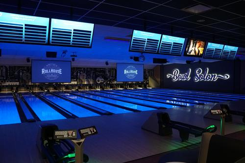 Upscale Bowling Lanes