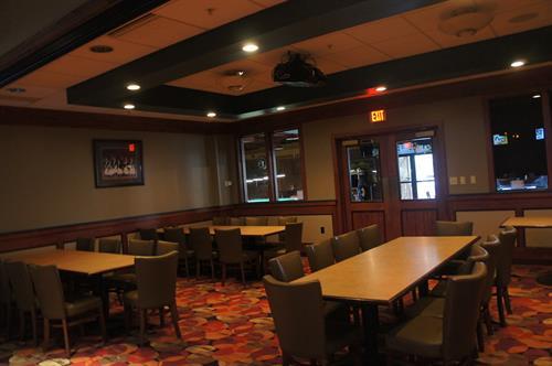 Multiple Meeting Room Options